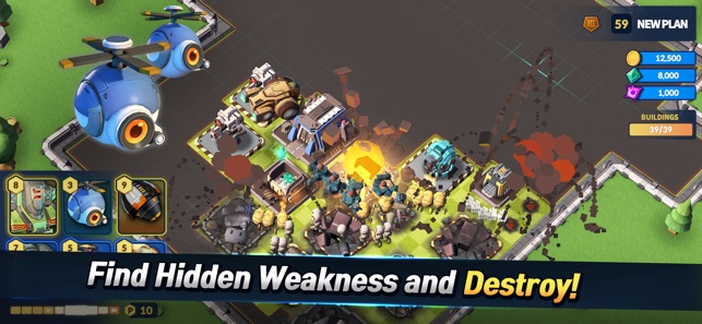 How to hack Rocket War: Clash in the Fog for ios free