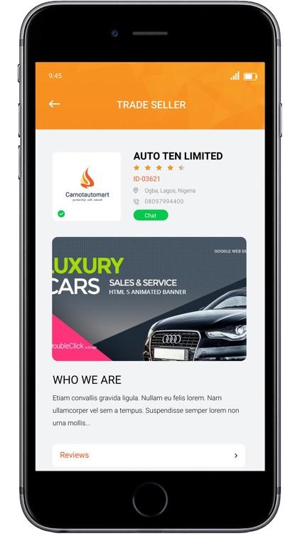 Carnotautomart- Buy & Sell Car screenshot-7
