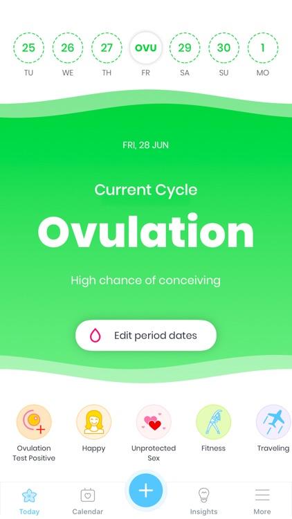 MIA Fem Period Tracker