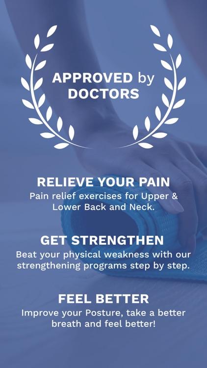 MoovBuddy - Back Pain Relief screenshot-4