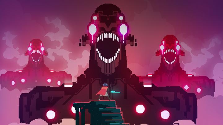 Hyper Light Drifter Screenshots