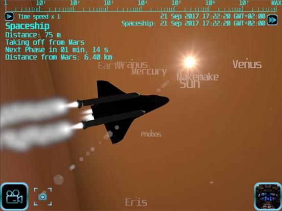 Advanced Space Flight Screenshots