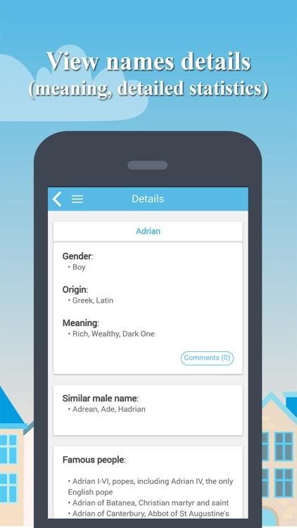 Baby Name Together PRO screenshot-4