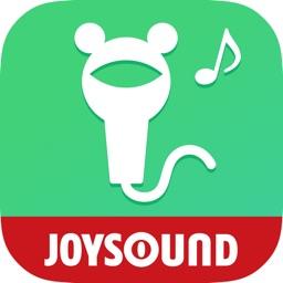 音程グラフ採点・カラオケJOYSOUND+