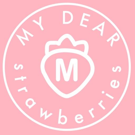 My Dear 超人氣草莓商品
