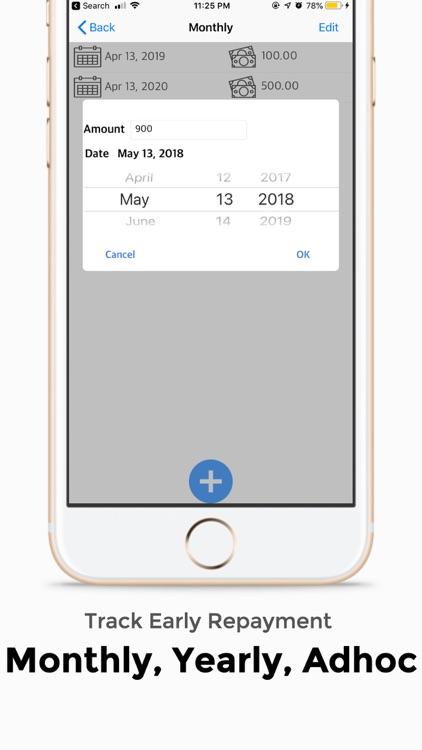 Loan Calculator - Money Saver screenshot-6