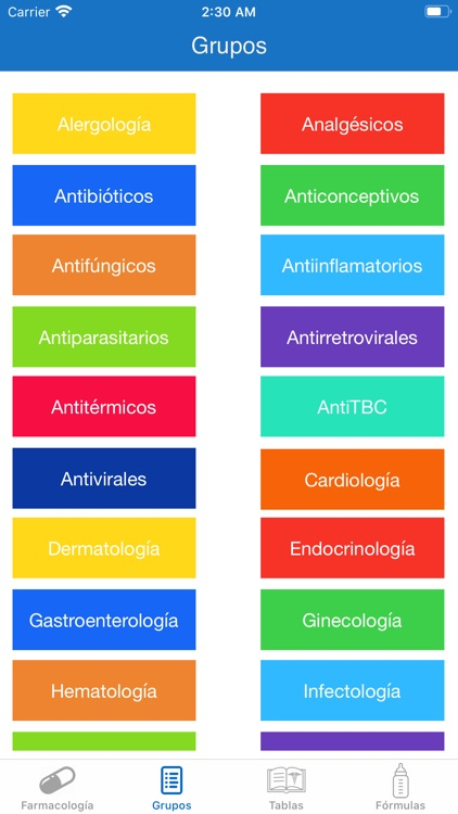 Farmacología Pediátrica