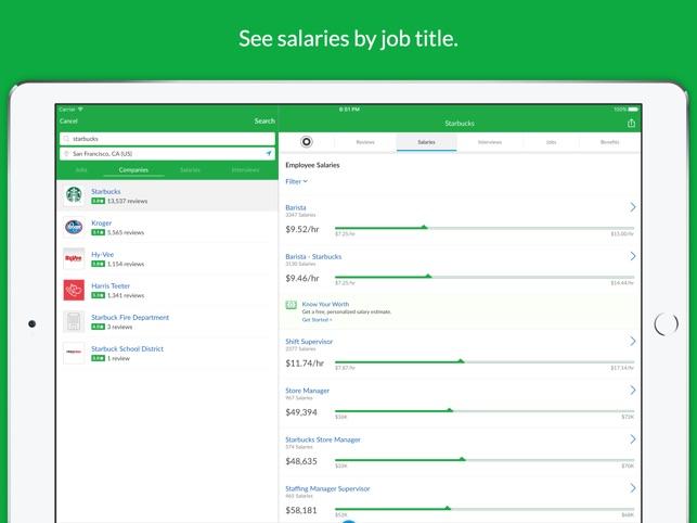 Glassdoor Jobs - Job Search on the App Store