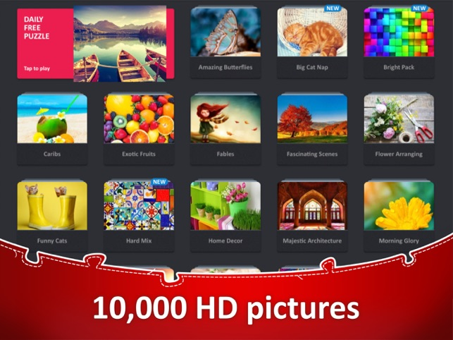 Jigsaw Puzzle Collection HD on the App Store