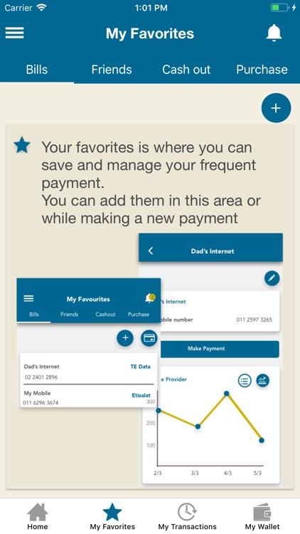AUBE Mobile Wallet-e-Pocket screenshot-3