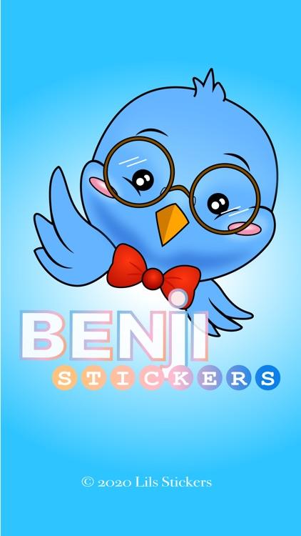 Benji Stickers