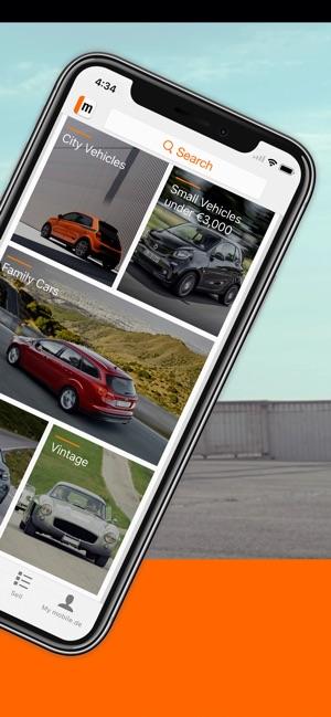 a19739b3dc Aplikacja mobile.de - car market w App Store