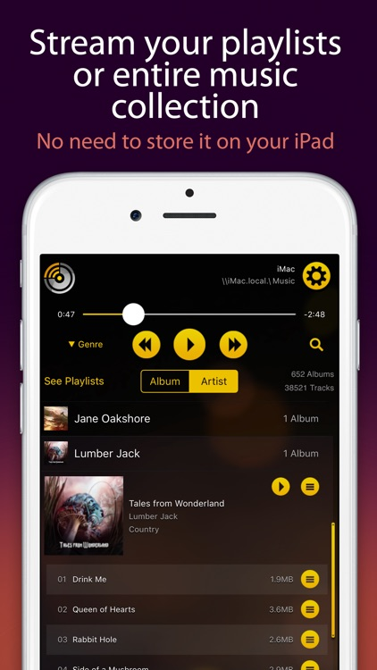 MusicStreamer screenshot-0