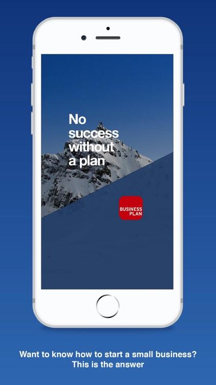 Business Plan for Startups screenshot-0