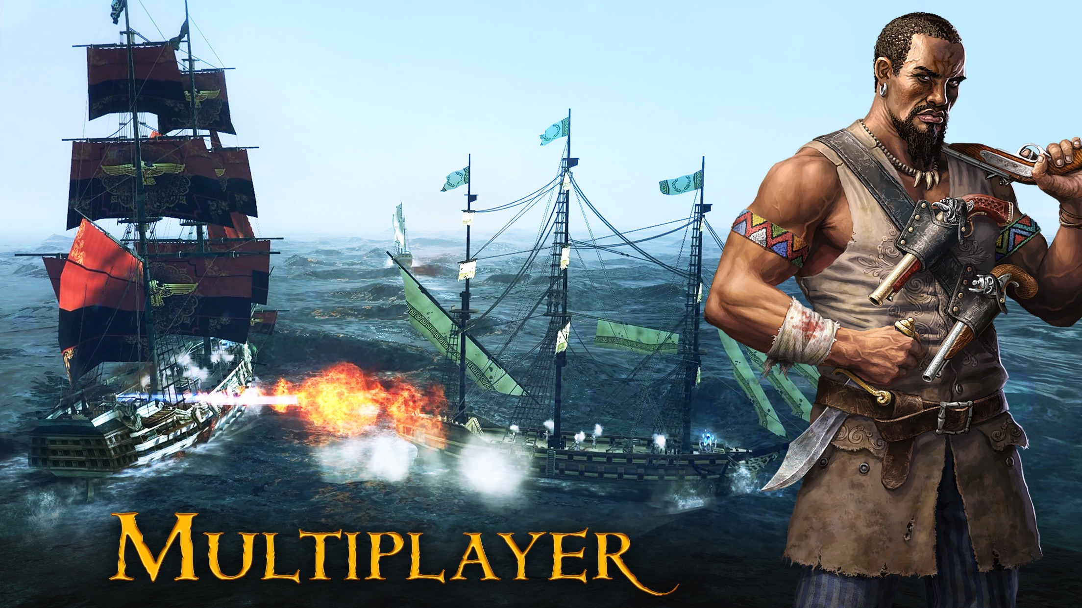 Tempest: Pirate Action RPG Screenshot