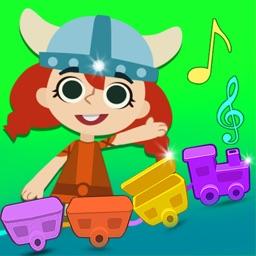 Nursery Rhyme DJ Pad -KinToons