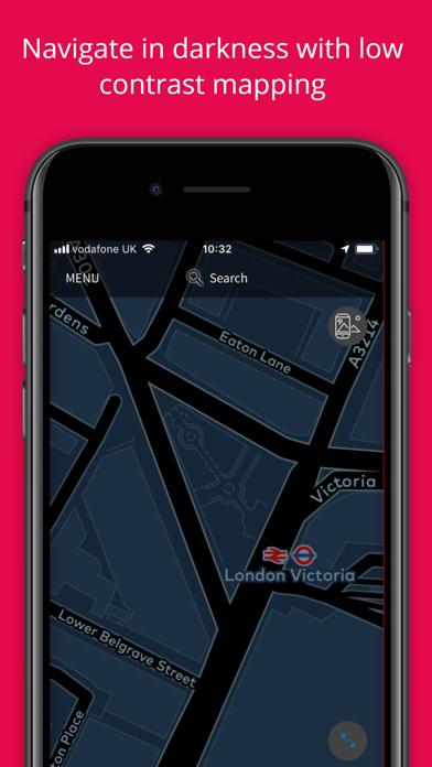 OS Maps Screenshot