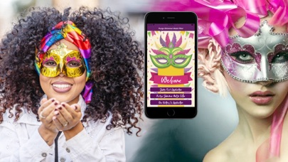 Purge Shimmer Mask Filter Screenshot