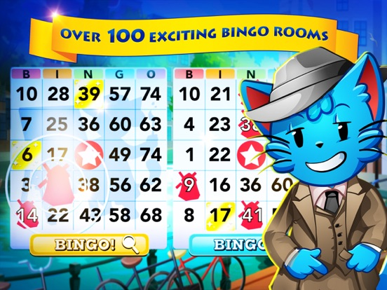 Bingo Blitz™ - Live Bingo Game