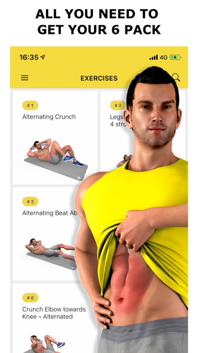 Abs Workout - Daily Fitness-0