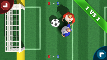 Soccer Sumos - party game! screenshot two