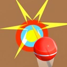 Push Balls 3D - Fun Hoops