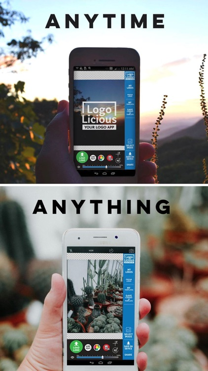 LogoLicious Add Your Logo App screenshot-8