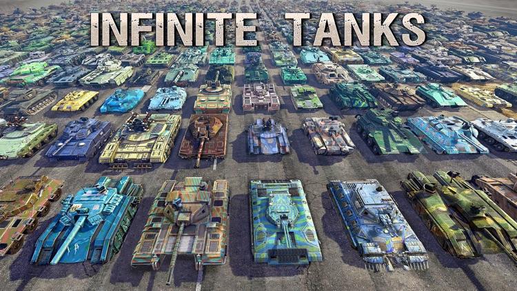 Infinite Tanks screenshot-0