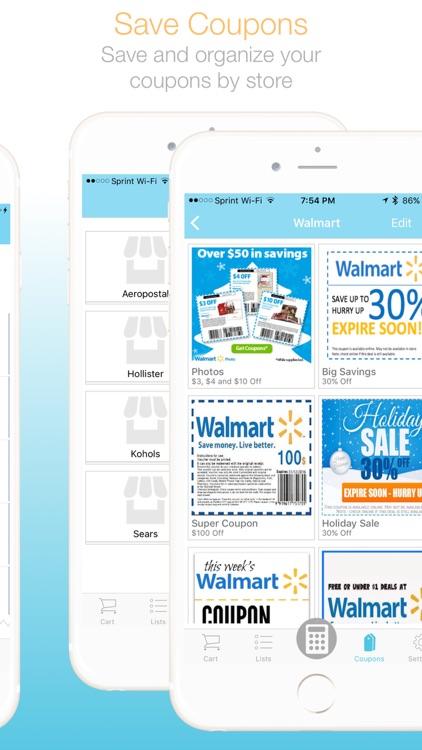 Total Plus-Shopping Calculator screenshot-3
