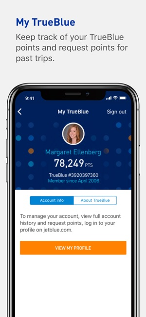JetBlue - Book & manage trips on the App Store