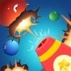 Bounce Ball Blast - Fighting