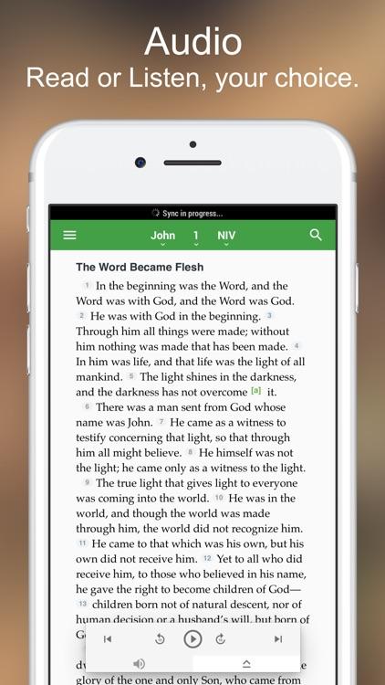 The One Bible App screenshot-3