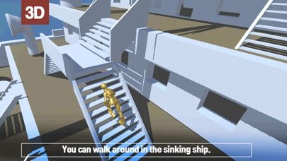 TITANIC 3D screenshot 6