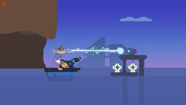 Dinosaur Pirates - Kids Games screenshot-0