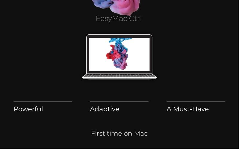 Easy McControl -Shortcuts&More скриншот программы 7