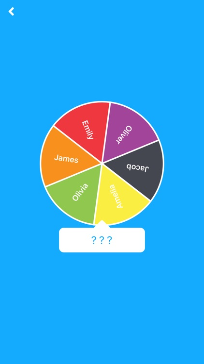 Truth or Dare - Spin the wheel