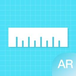 AR尺子-多功能手机测距仪、尺子测量工具箱