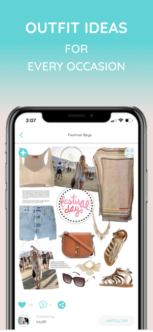ShopLook  Outfit Maker Screenshot