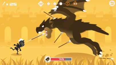 Hero of Archery: Idle Game screenshot 1