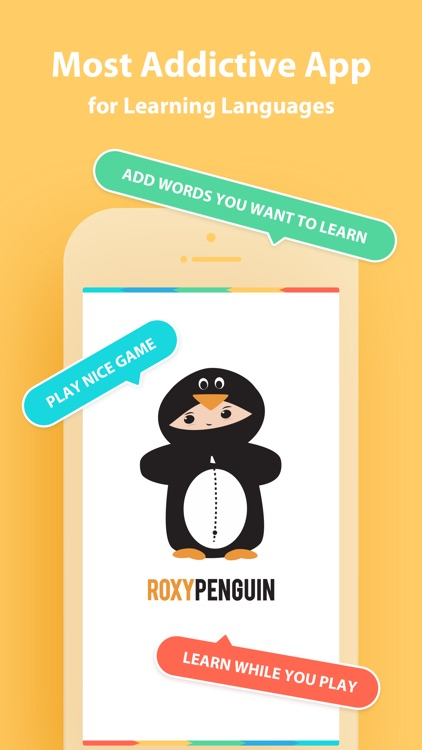RoxyPenguin - Learn Languages screenshot-0