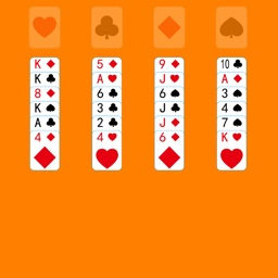 Classical FreeCell Solitaire
