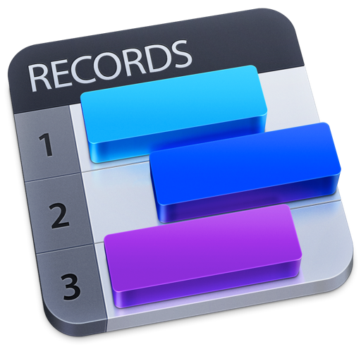 Records Pro for Mac