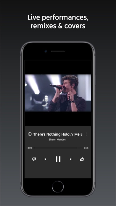YouTube Music IPA Cracked for iOS Free Download