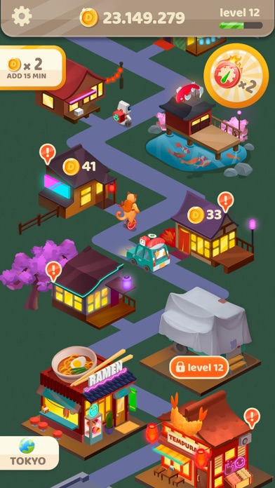 Food Inc. - Idle Delivery screenshot 3