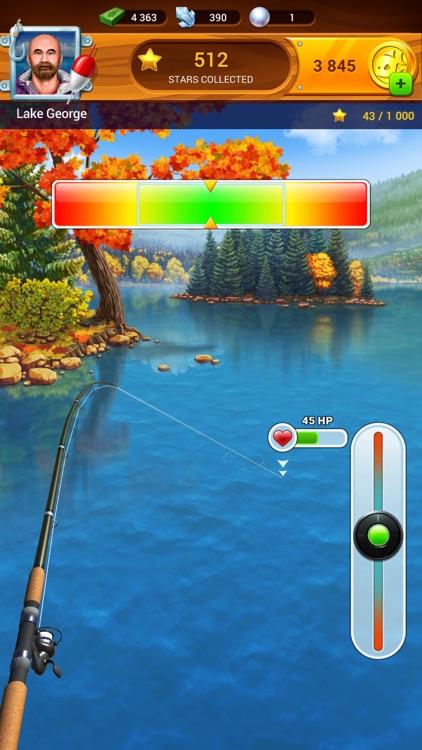 Fishing Town: Fish Game screenshot-3