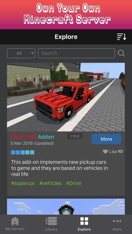 Server for Minecraft