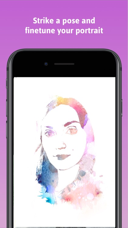 Portrait by img.ly screenshot-3