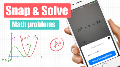 Math Box - Math Answer Scanner screenshot 1