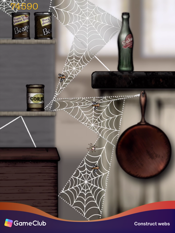 Spider HD - GameClubのおすすめ画像3
