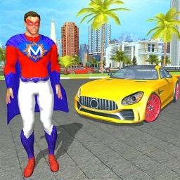Super Hero Flying Simulator 3D